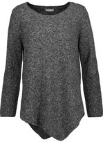 Joie Tambrel Asymmetric Wool-Blend Sweater