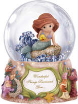 Precious Moments Disney Ariel Snow Globe