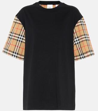 Burberry Cotton T-shirt