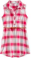 Epic Threads Plaid Shirt Dress, Big Girls (7-16), Created for Macy's