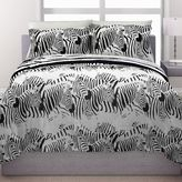 Republic Zebra Stampede Reversible Bed in a Bag Set