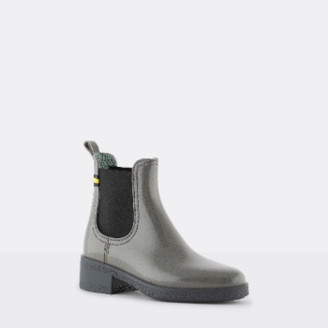Lemon Jelly - Lindsey Boots in Grey - 36