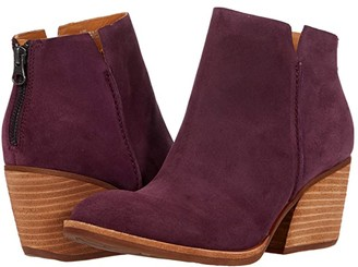 Kork-Ease Chandra (Purple (Prugna) Suede) Women's Boots