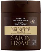 Charles Worthington Colour Enhancer Brunette Shampoo 75ml