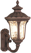 Livex Oxford Bronze 18'' Sconce