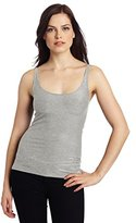 Only Hearts Women's Metallic Jersey Skinny Tank