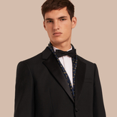 Burberry Classic Fit Wool Mohair Part-canvas Tuxedo