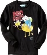 Old Navy Boys Cartoon Network™ Adventure Time™ Graphic Tees