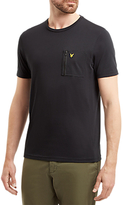 Lyle & Scott Zip Pocket T-shirt