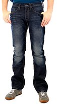 Buffalo David Bitton Men's Six Straight Leg Jean