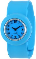 Impulse Kids' SL1P-JRLU Slap Junior Light Blue Watch