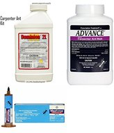Bayer Carpenter Ant Control Kit Carpenter Ants Advance Maxforce Ant Bait Dominion 2l