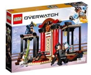 Lego Hanzo vs. Genji 75971
