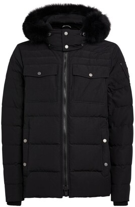 Moose Knuckles Short Lightweight Down Parka