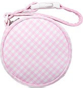 202 FACTORY Pink Gingham Check Circle Bag