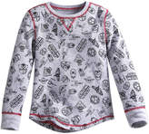 Disney Star Wars Thermal Tee for Boys