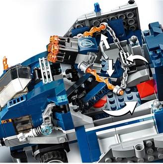 Lego 76143 Marvel Avengers Truck Take-down