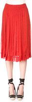 Altuzarra Zurina Pleated Skirt, Windsor