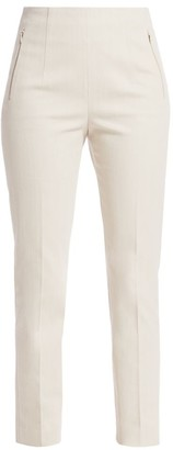 Akris Conny Stretch Ankle Pants