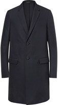 Calvin Klein Collection Roland Twill Overcoat