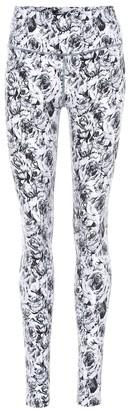 Varley Duncan floral leggings