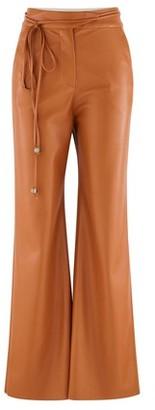 Nanushka Chimo vegan leather trousers