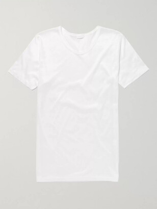 Zimmerli Royal Classic Crew-Neck Cotton T-Shirt