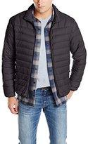 Hawke & Co Men's Big & Tall Packable Down-Fill Puffer Jacket