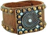 Leather Rock B938 Bracelet