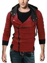 Legou Man Hoodie Longsleeve Pullover Hooded Sweater M