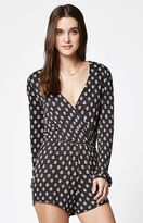 Billabong Picture Perfect Long Sleeve Romper