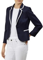 Hobbs London Meryl Piped Blazer