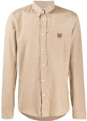 Kenzo Painted Tiger slim-fit shirt