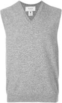 Pringle V-neck sleeveless jumper