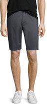 Theory Beck Verden Stretch-Cotton Shorts