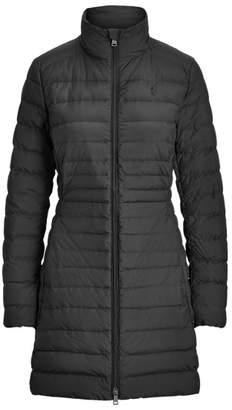 Ralph Lauren Packable Long Down Coat