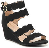 Qupid Joey-29 Wedge Sandal - Women's