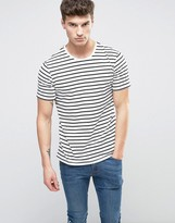 United Colors Of Benetton T-shirt In Stripe