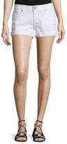 Paige Jimmy Jimmy Denim Shorts, Optic White