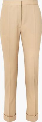 Stella McCartney Wool-twill Tapered Pants