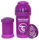 Twistshake 6 oz. Plastic Anti-Colic Baby Bottle in Purple
