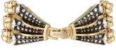 Lulu Frost Brigitte Crystal Cuff Bracelet