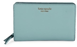 Kate Spade Seaside Leather Bi-Fold Wallet