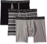 Kenneth Cole Reaction Men's Boxer Brief Set Central Pack