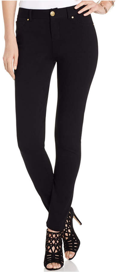 INC International Concepts Inc Curvy Ponte Skinny Pants