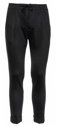 Paolo Pecora Black Trousers