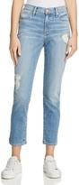 True Religion Colette Skinny Jeans in Waterfall Ridge