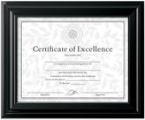 Bed Bath & Beyond 8.5-Inch x 11-Inch Document Wiid Frame in High Gloss Black