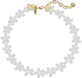 Vanessa Mooney Daisy Choker Necklace