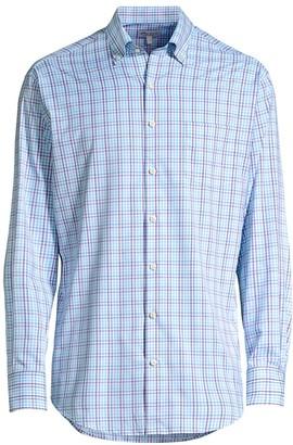Peter Millar Oliver Multicheck Shirt